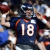 Now that Peyton Manning is in Denver, Melissa and I can both root for the Broncos.