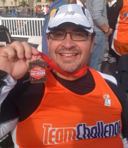 My half marathon in Las Vegas was my personal best. Why? Because I resolved to make it so.
